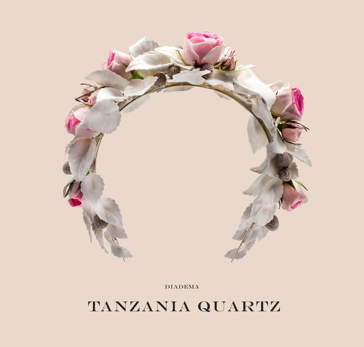Diadema Tanzania Quartz
