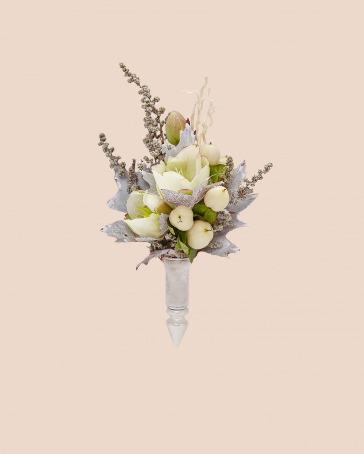 Boutonnière Stella Floral