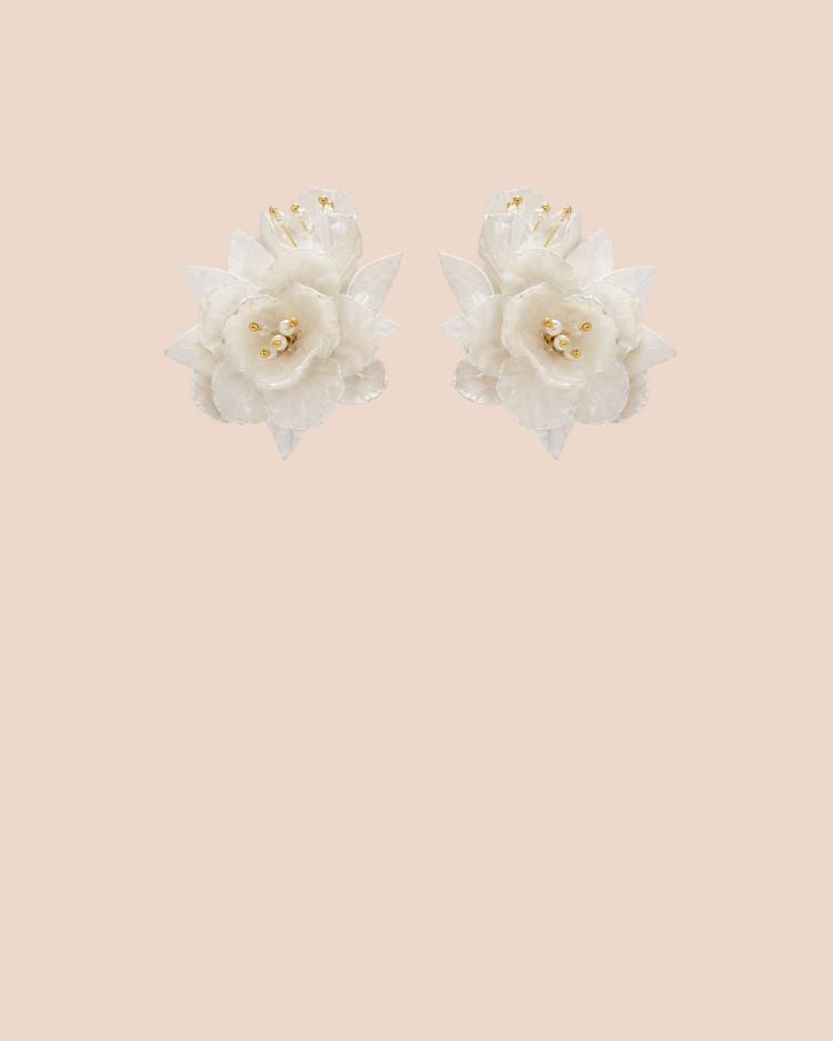 Pendientes Stella Floral