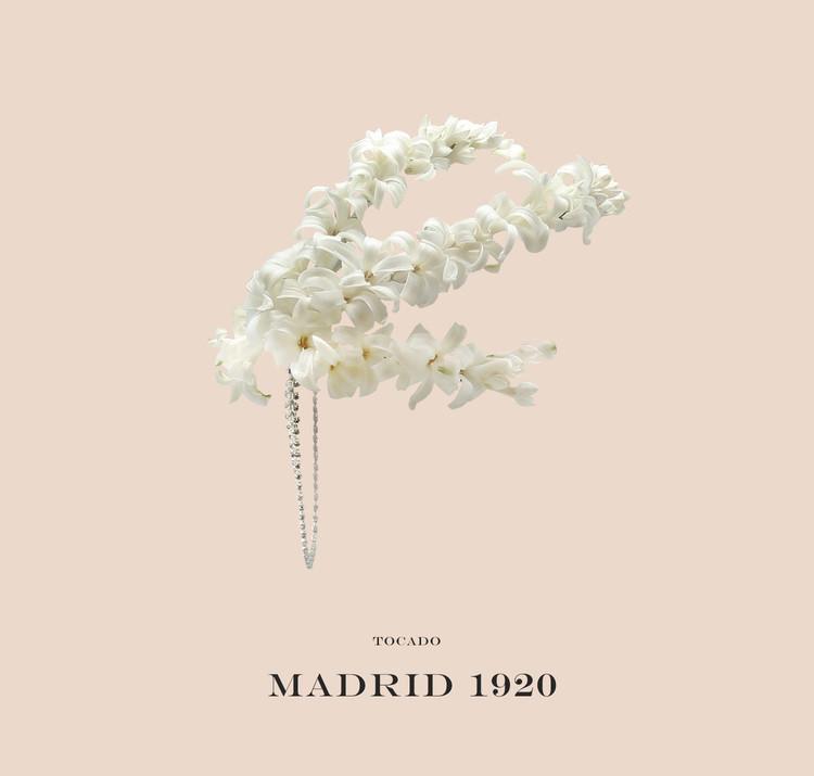 Tocado Madrid 1920